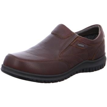 Schuhe Herren Slipper Ara Slipper RENDOLF 11-2450204 braun