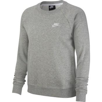 Kleidung Damen Sweatshirts Nike Essential Grau