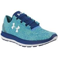 Schuhe Damen Laufschuhe Under Armour W Speedform Slingride Blau