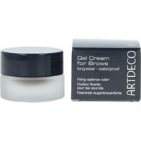 Beauty Damen Augenbrauenpflege Artdeco Gel Cream Brows Long Wear Waterproof 18-walnut