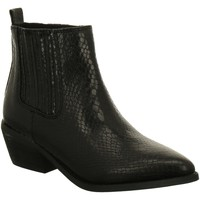 Schuhe Damen Boots La Strada Stiefeletten Cowboytive Stiefelette 1806949-1501 schwarz