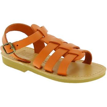 Schuhe Kinder Sandalen / Sandaletten Attica Sandals PERSEPHONE CALF ORANGE arancio