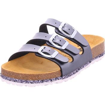 Schuhe Kinder Pantoffel Lico - 560226 grau