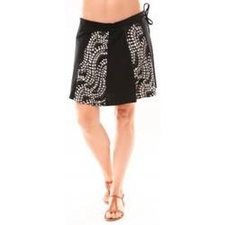 Kleidung Damen Röcke Bamboo's Fashion Jupe BA1547 Gris Grau