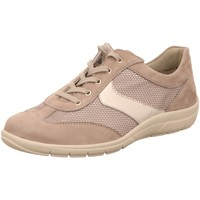 Schuhe Damen Derby-Schuhe & Richelieu Semler Schnuerschuhe Michelle perle M8625-788-828-michelle beige