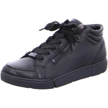 Schuhe Damen Derby-Schuhe & Richelieu Ara Schnuerschuhe Rom HS 12-14435-01 schwarz