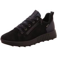 Schuhe Damen Derby-Schuhe & Richelieu Superfit Schnuerschuhe Essence 5-09641-80 blau