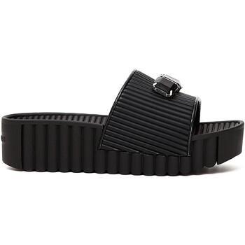 Schuhe Damen Pantoffel Café Noir KFD921 E18.010 NERO