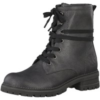 Schuhe Damen Boots S.Oliver Stiefeletten Woms Boots 5-5-25225-21/917-917 grau