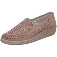 Schuhe Damen Slipper Aco Slipper 74-994 Buzios DL 74-994 BUZIOS194 rosa