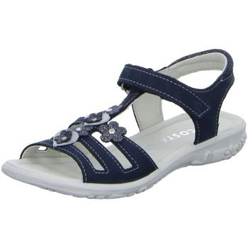 Schuhe Mädchen Sandalen / Sandaletten Ricosta Schuhe Sandalette Chica 10 6412000/170 blau