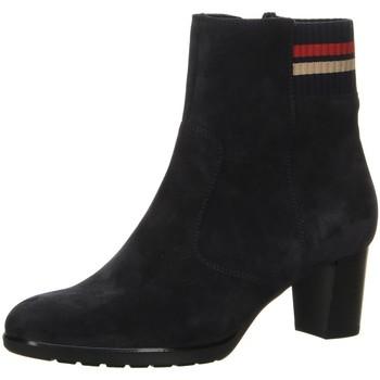 Schuhe Damen Low Boots Ara Stiefeletten ORLY 12-13407-76 blau