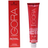 Beauty Damen Haarfärbung Schwarzkopf Igora Royal 0-99  60 ml