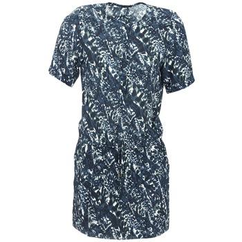 Kleidung Damen Kurze Kleider Ikks SABLE Blau