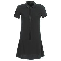 Kleidung Damen Kurze Kleider Ikks BIGU Schwarz