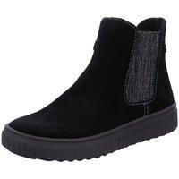 Schuhe Damen Boots Lurchi Stiefel 33-13226-21 schwarz