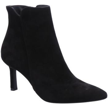 Schuhe Damen Ankle Boots Paul Green Stiefeletten 9684005 schwarz
