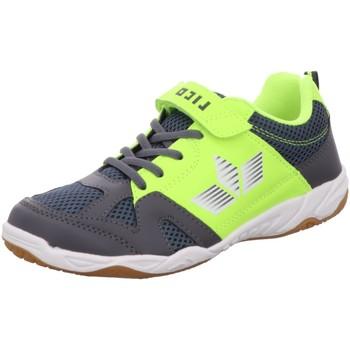 Schuhe Jungen Fitness / Training Brütting Hallenschuhe Indoorschuhe 360723 grau