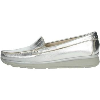 Schuhe Damen Slipper Cinzia Soft IA810VL Silber