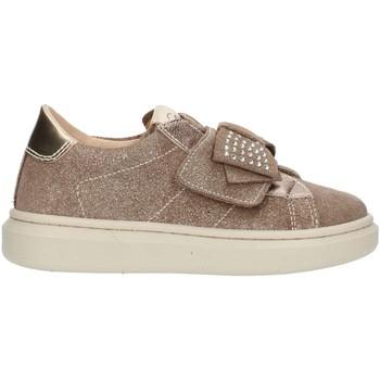Schuhe Mädchen Sneaker Low Nero Giardini A921214F beige