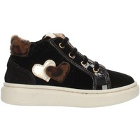 Schuhe Kinder Sneaker High Nero Giardini A921212F schwarz