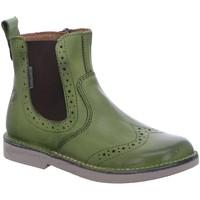 Schuhe Mädchen Boots Ricosta Stiefel DALLAS 70 7622300/570 grün