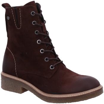 Schuhe Damen Boots Camel Active Stiefeletten Palm 869.77.02 02 braun