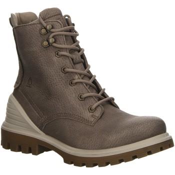 Schuhe Damen Boots Ecco Stiefeletten Tred Tray 460353.02459 beige