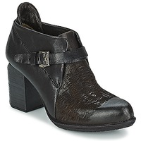 Schuhe Damen Ankle Boots Airstep / A.S.98 POKET Schwarz