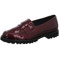 Schuhe Damen Slipper Sioux Slipper NV 57390 rot