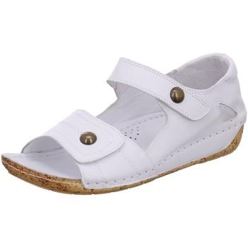 Schuhe Damen Sandalen / Sandaletten Gemini Sandaletten 032093-02 001 weiß