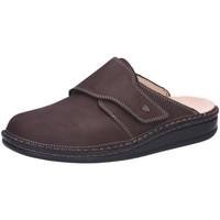 Schuhe Herren Pantoletten / Clogs Finn Comfort 01515 260165 Amalfi 260165 braun