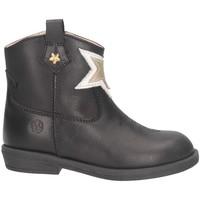 Schuhe Mädchen Low Boots Florens E750371V Schwarz / Gold
