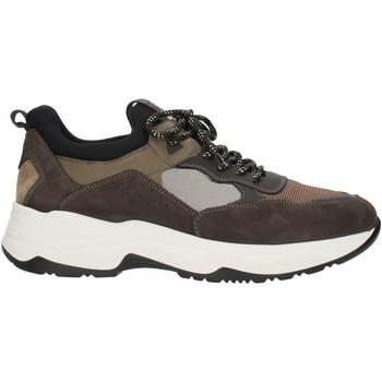 Schuhe Herren Sneaker Low Nero Giardini A901272U grau