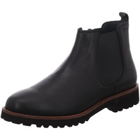 Schuhe Damen Boots Sioux Stiefeletten Meredith 62832 schwarz