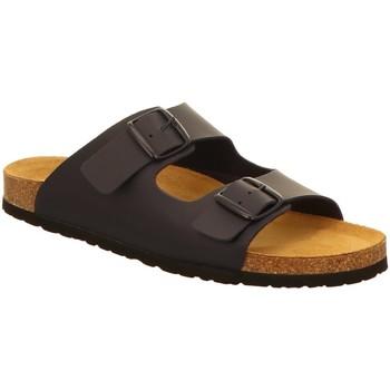 Schuhe Herren Pantoffel Diverse Offene 1006333 schwarz
