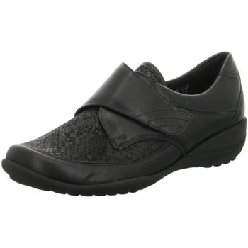 Schuhe Damen Slipper Waldläufer Slipper Katja Soft -K- K01304.311.001 schwarz