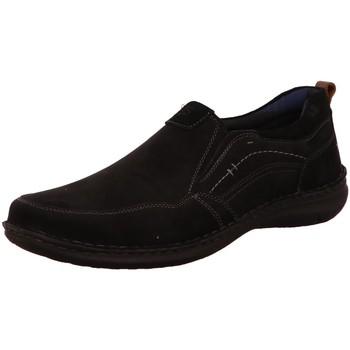 Schuhe Herren Slipper Josef Seibel Slipper 43648TE21/101 101 schwarz