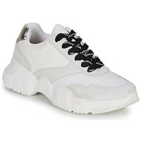 Schuhe Damen Sneaker Low André BABETTE Weiss