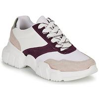 Schuhe Damen Sneaker Low André BABETTE Rose