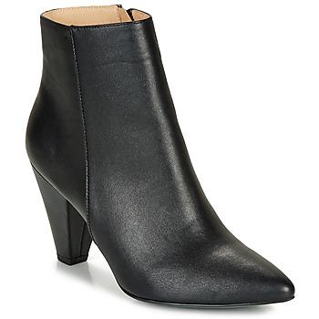 Schuhe Damen Low Boots André LYDIA Schwarz