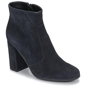 Schuhe Damen Low Boots André ELVIRA Marine