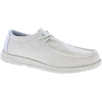 Schuhe Herren Slip on Woz DRUPS-U beige