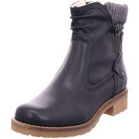 Schuhe Damen Boots Jana Woms Boots BLACK