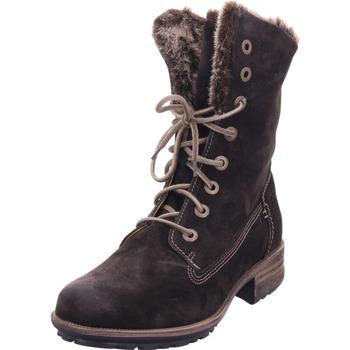 Schuhe Damen Low Boots Seibel Sandra 93 braun