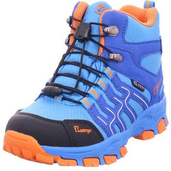 Schuhe Wanderschuhe Kastinger FARRER HI blau