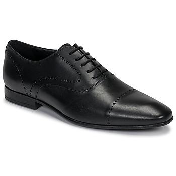 Schuhe Herren Richelieu André CURTIS Schwarz