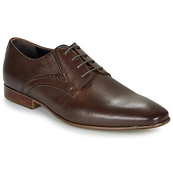 Schuhe Herren Derby-Schuhe André WAYNE Braun