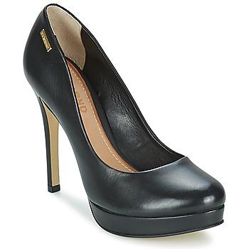 Schuhe Damen Pumps Dumond VEGETALO a. Schwarz