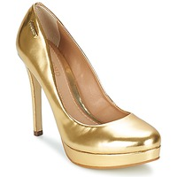 Schuhe Damen Pumps Dumond MIRROURO Gold